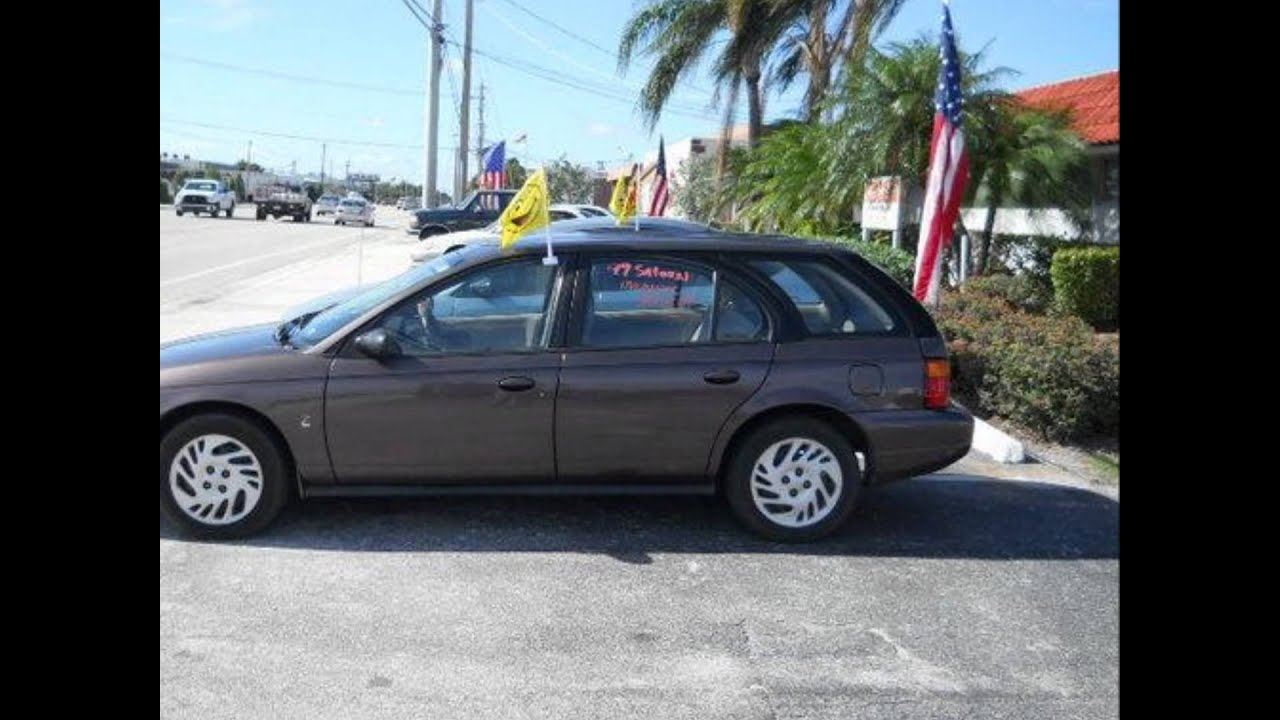 Car Under 1000 Used Saturn Sw2 99 Cheapest Car In Fl