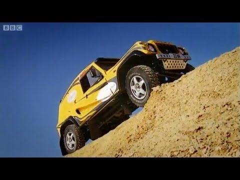 Bowler Wild Cat - Top Gear - BBC