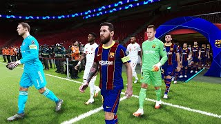 This video is the gameplay of barcelona vs bayern munich - ucl 14 aug 2020 if you want to support on patreon https://www.patreon.com/pesme suggested...