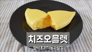 Practical testing of 2018 cooking utensils *cheese omelet* (test time: 20 minutes)