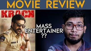 Krack Movie Review   Ravi Teja   Shruti Haasan