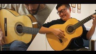 Gambar cover Can Wang x Paco Chorobo · Tangos x Bulería