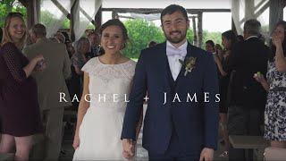 Rachel and James // Cinematic Wedding Highlight // Valley View Farm , Massachusetts // #machtapolans
