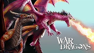 War Dragons: Almost Reaching Level 400 & Surt Gameplay!