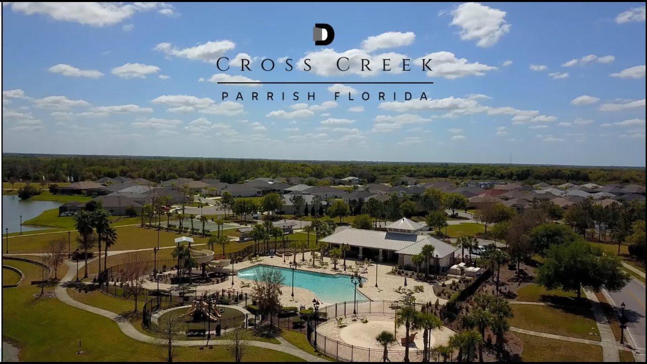 Cross Creek New Video   Parrish FL   David Barr Realtor