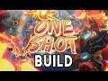 Smite: Ra One Shot Build - The New Ra Skin Is SICK!