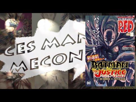 BATMAN ET JUSTICE LEAGUE - CES MINI MANGAS MECONNUS #10