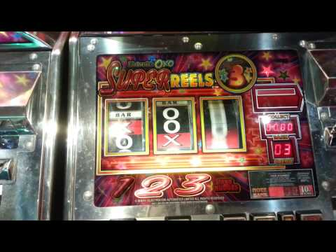 Full Metal Jackpot, Hot Property and OXO Revolution Fruit Machines