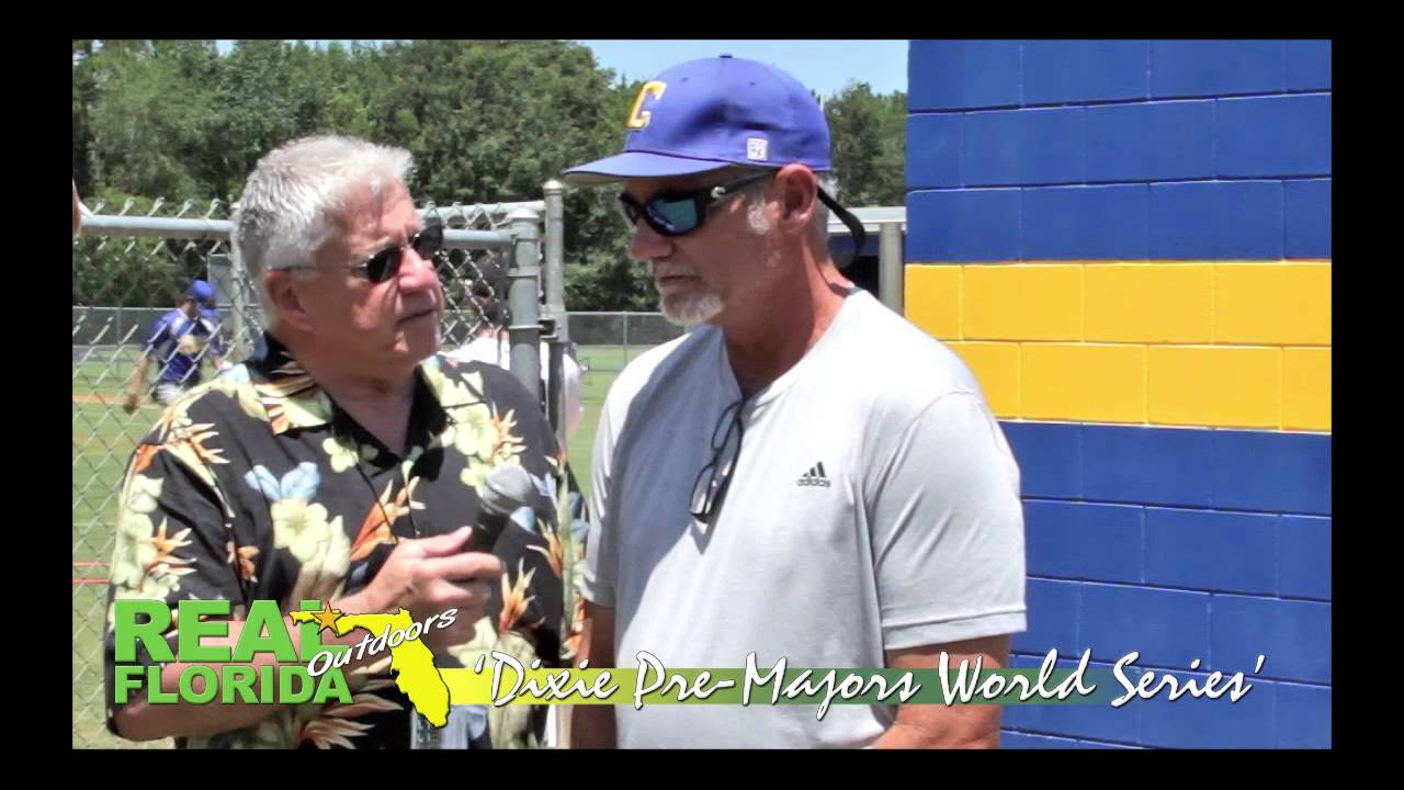 2014 Chipley Dixie Pre-Majors World Series Interview 7-30-14