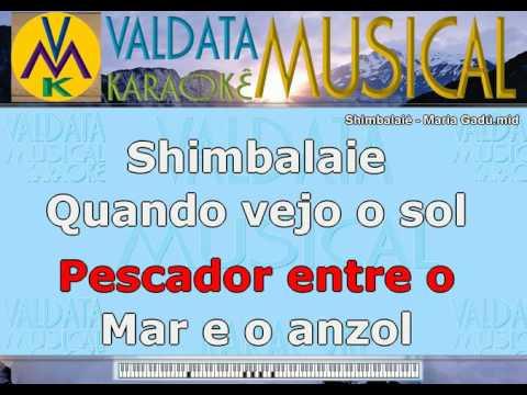 Shimbalaiê   Maria Gadú   Karaoke