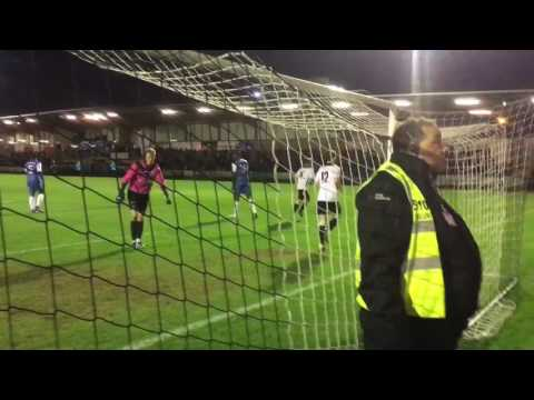 Pavey scores Dartford