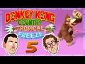 Donkey Kong Tropical Freeze - EP5 - Banana Skins