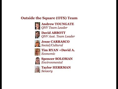 Team 6 OSTB 11-2-2017 Century Square Quadruple Net Value (QNV) Presentation