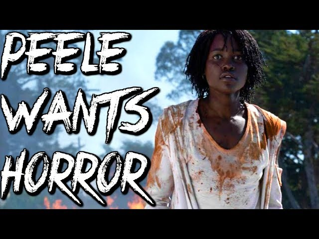 Jordan Peele Amping Up The Horror With Us