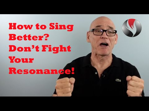 Ep.13: How to Sing Better? Don't Fight Your Resonance!