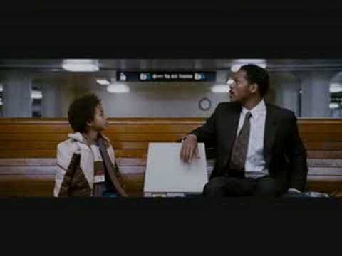 The Pursuit Of Happyness Subway Scene Youtube