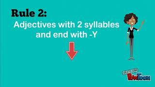 Comparative & Superlative Adjectives
