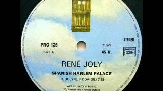 RENE JOLY   SPANISH HARLEM PALACE 1979