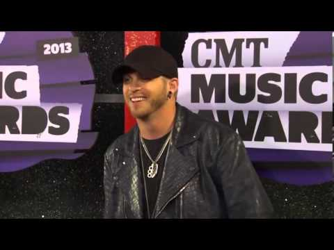 Brantley Gilbert & Nelly CMT Music Awards