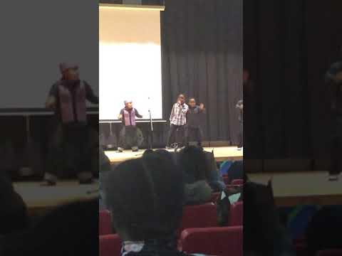 Black History Assembly JCA Chicago
