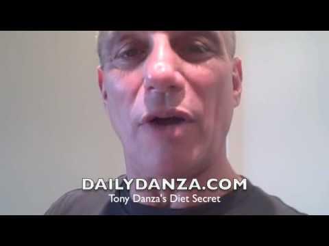 TONY DANZA'S DIET SECRET