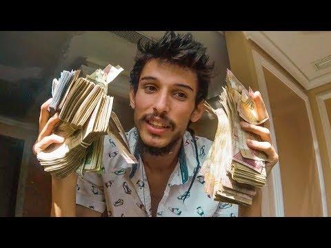 Ekonomik Krizde 1$ DOLAR Altın Değerinde! - VENEZUELLADA HAYAT