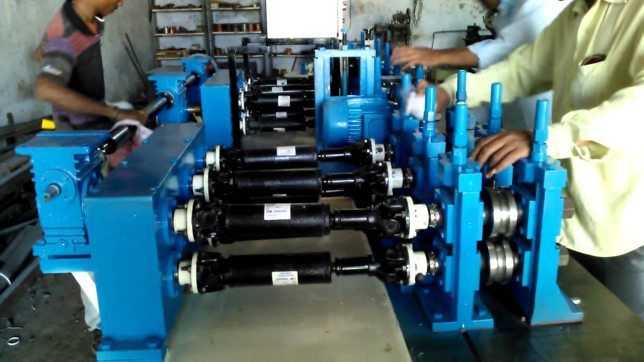 Tube mill 1.Tube mill For Stainless Steel Pipe Special for ...