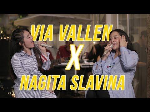 Kekasih Bayangan - Via Vallen Feat Nagita (Cover) #RANSMUSIC