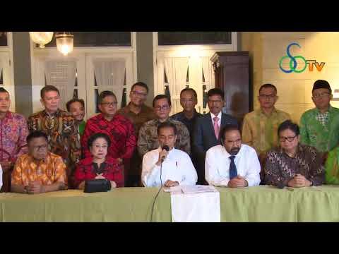 Deklarasi Jokowi - Ma'ruf Amin PILPRES 2019 - 2024