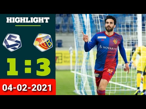 Lausanne Basel Goals And Highlights