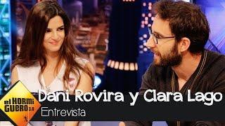 Dani Rovira y Clara Lago en