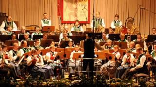Bürgerkapelle Lana - Mein Tirolerland - Sepp Tanzer.wmv