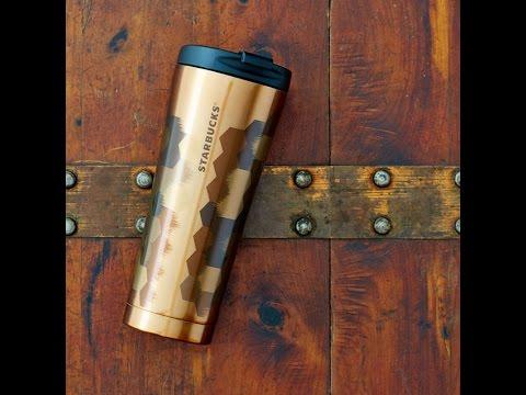 Эксклюзивная термокружка Starbucks® RESERVE -