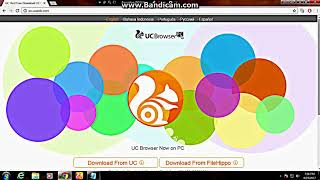 Gambar cover HOW TO DOWNLOAD UC BROWSER FOR PC/LAPTOP WINDOWS 7, WINDOWS 8/WINDOWS 10 (Hindi,Urdu)