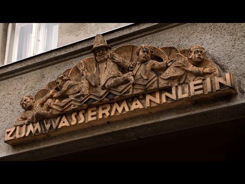 Die Legende vom Wassermännlein zu Wien - Mario Rank