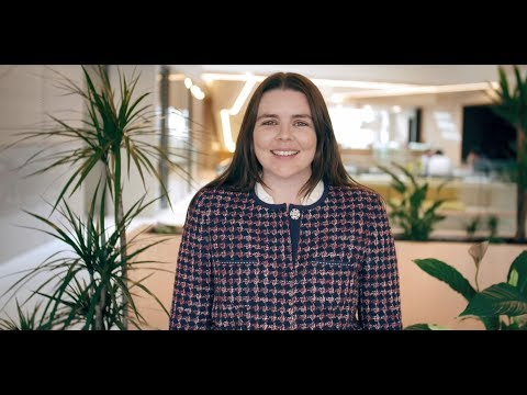 Working at Central Bank of Ireland – Lisa O'Mahony