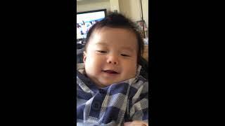 えれなの弟のれおん❤️愛想抜群YouTubeデビュー えれな 検索動画 26