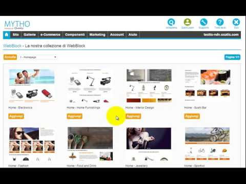 Video scoperta della piattaforma MYTHO