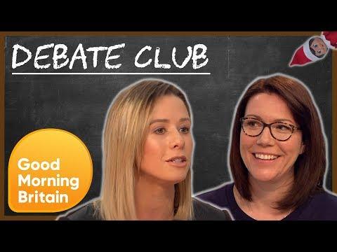 Debate Club: 'Are Organised Parents Ruining Christmas?' | Good Morning Britain