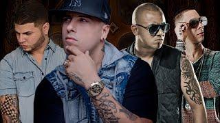 Nicky Jam Ft Wisin, Farruko, Baby Rasta - Hasta el Amanecer / Calladito (2015)