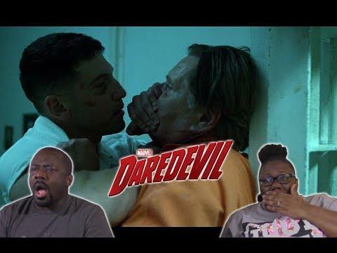Daredevil 2x9 REACTION!! {Seven Minutes in Heaven}