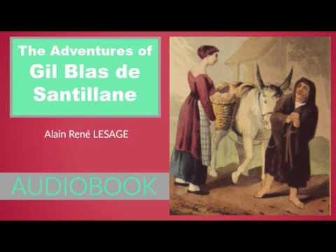 The Adventures of Gil Blas de Santillane by Alain Rene Lesage - Audiobook ( Part 5/6 )
