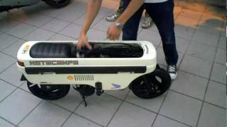 Motorcycle Briefcase made by Honda!!! thumbnail