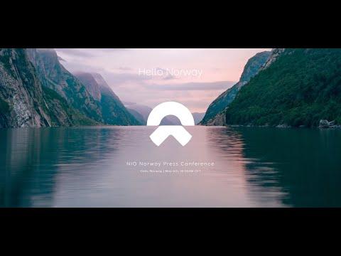 NIO Norway Launch