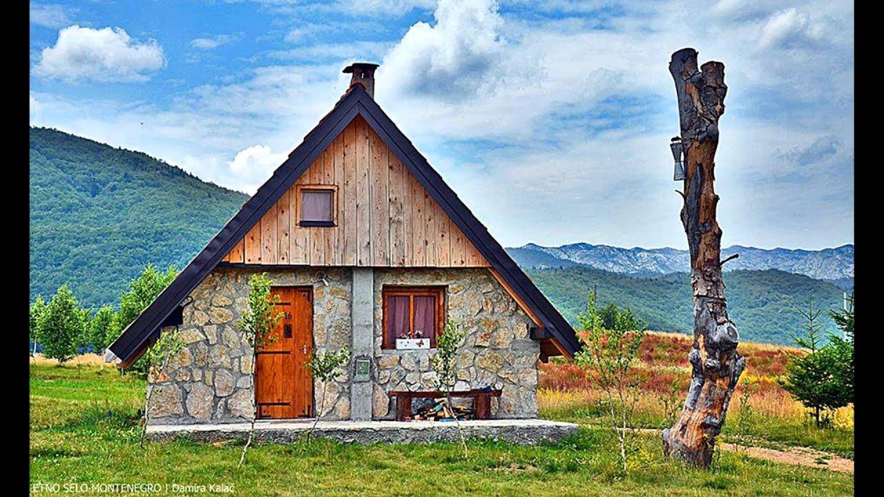 Etno selo Montenegro od ideje do realizacije - YouTube