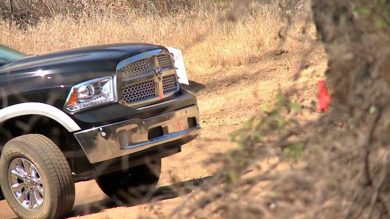 Partial video butte montana ram 1500 eco diesel off road for Mile high motors butte