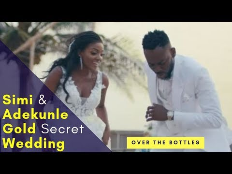 is adekunle gold and simi dating each other