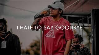 GLENN SEBASTIAN - I HATE TO SAY GOODBYE