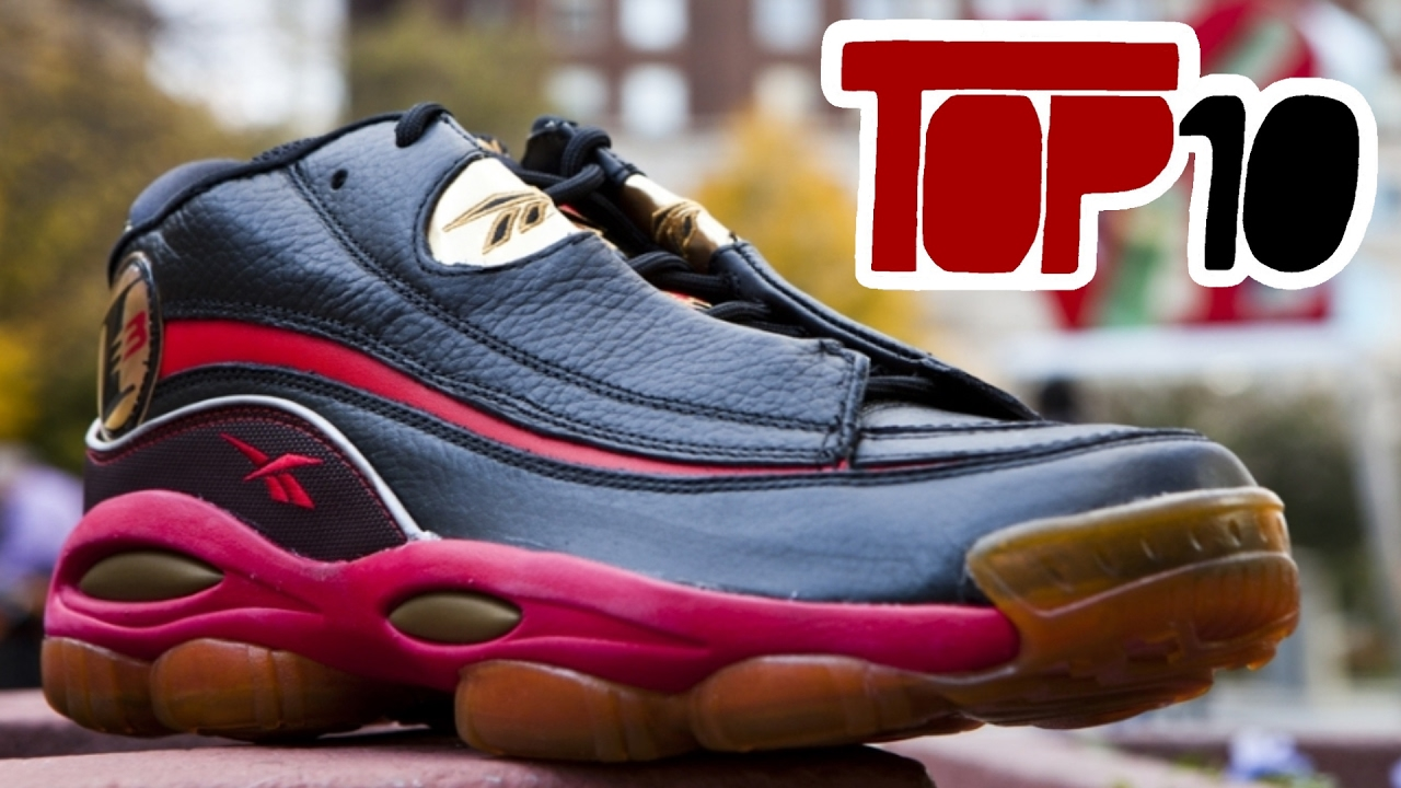 3c6780560e3 Top 10 Ugliest NBA Signature Basketball Shoes Ever - YouTube
