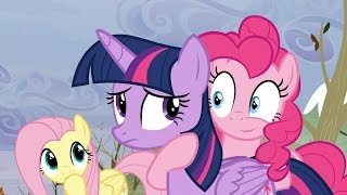 Pinkie Pie - Shhhh! Don't Say That Word! That's What Started This All!